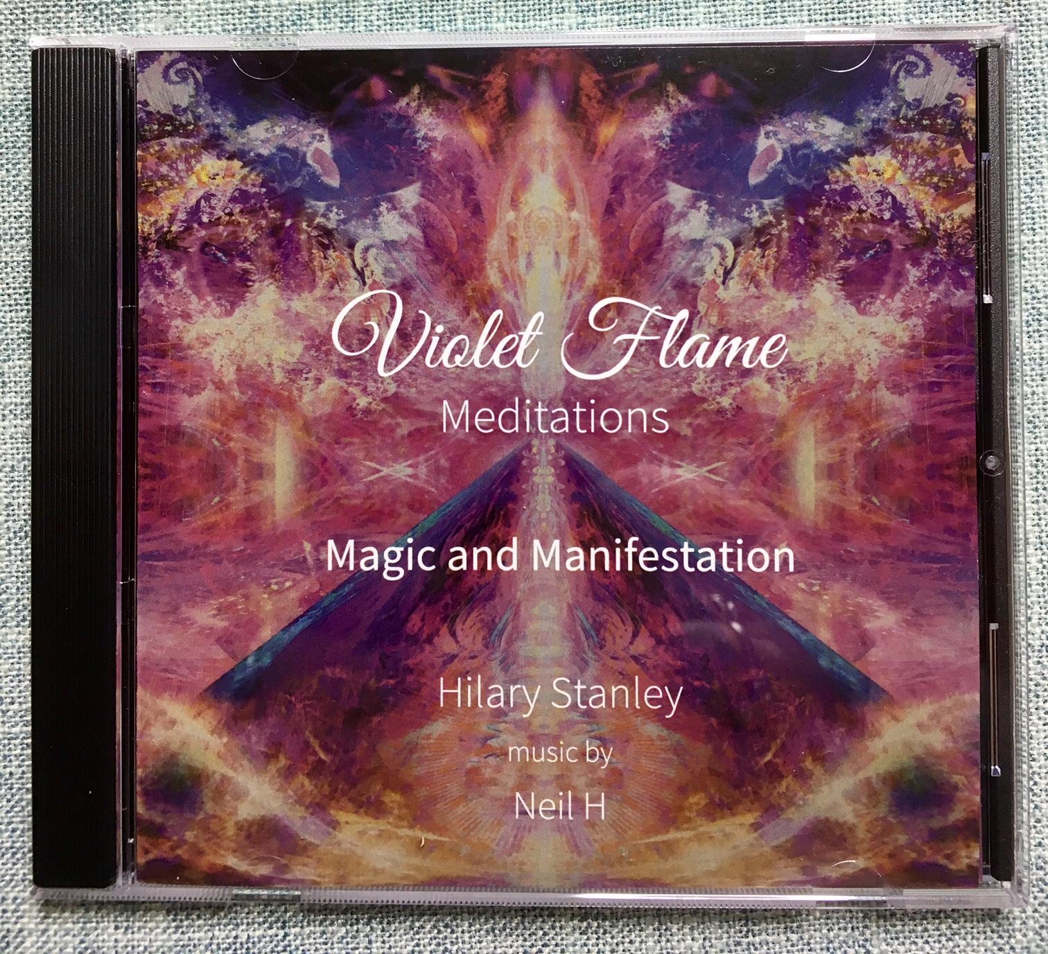 Magic and Manifestation Meditation CD